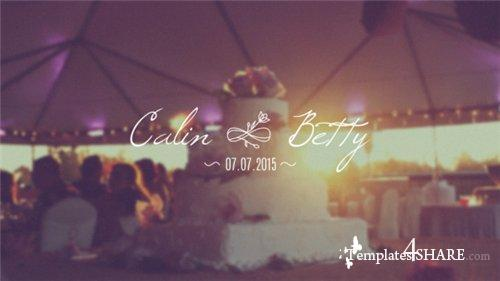 30 Wedding Titles - After Effects Project (Videohive)