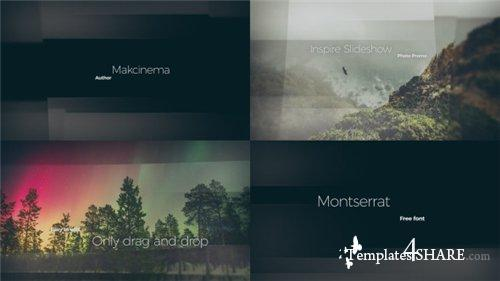 Inspire Slideshow - Elegant Titles - After Effects Project (Videohive)