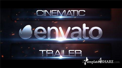 Cinematic Trailer Titles - After Effects Project (Videohive)