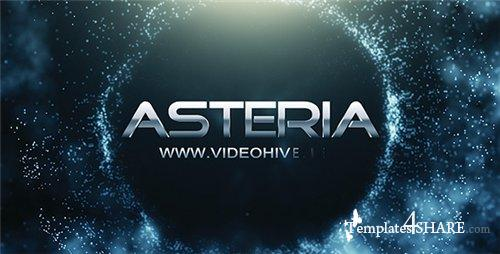 Cinematic Vortex Logo - After Effects Project (Videohive)