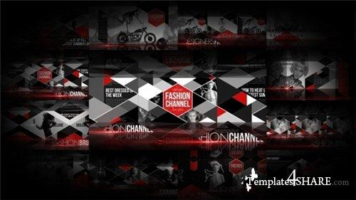 Fashion Broadcast Package - After Effects Project (Videohive)