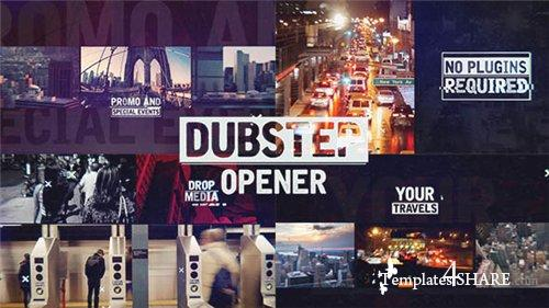 Dubstep Urban Opener - After Effects Project (Videohive)