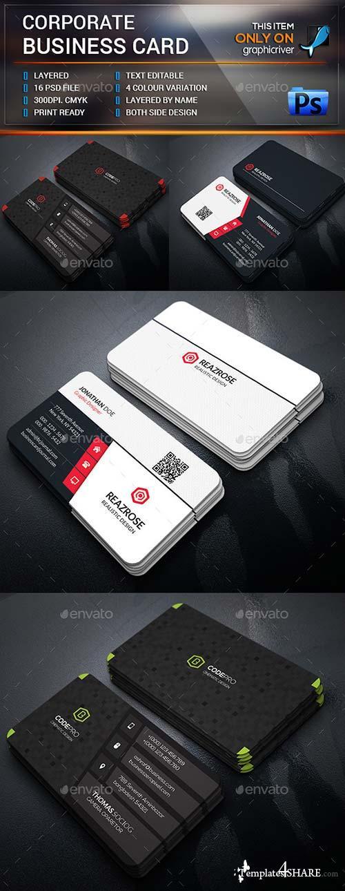 GraphicRiver Business Card Bundle
