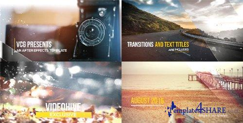Epic Light Titles - After Effects Project (Videohive)