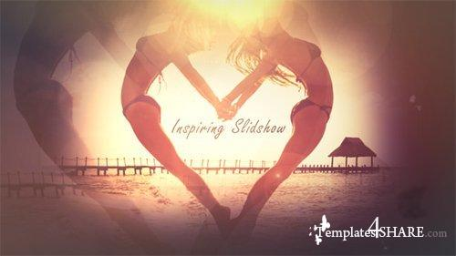 Inspiring Slideshow - After Effects Project (Videohive)