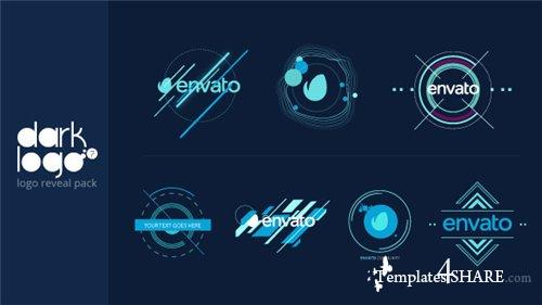Dark Logo Pack - After Effects Project (Videohive)