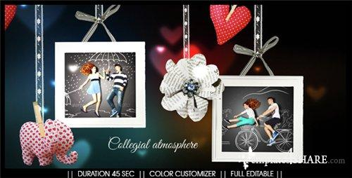 Romantic Wishes - After Effects Project (Videohive)