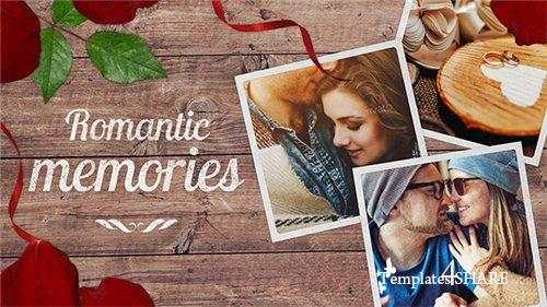 Romantic Memories - After Effects Project (Videohive)