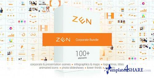 Zen Presentation Bundle - After Effects Project (Videohive)