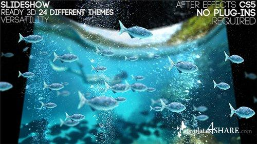 Curve Hd Slideshow - After Effects Project (Videohive)