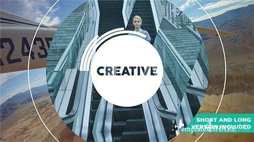 Be Creative - Fast Dynamic Opener - After Effects Project (Videohive)