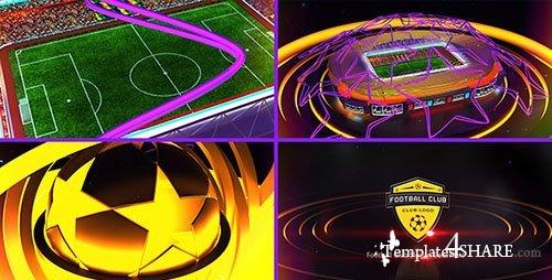 Football Club Logo Opener - After Effects Project (Videohive)