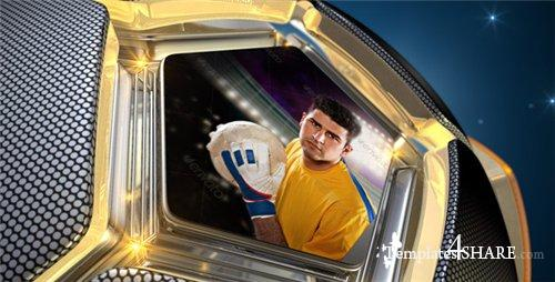 Football Allstars (Soccer) - After Effects Project (Videohive)