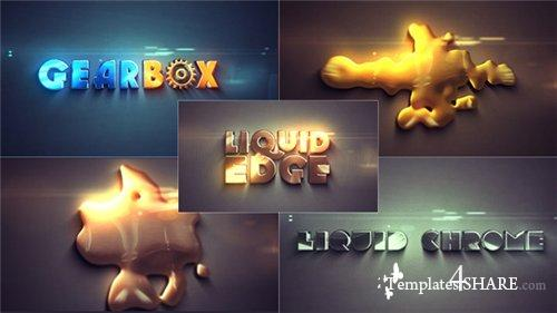 Liquid Edge - After Effects Project (Videohive)
