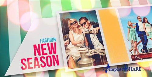 Fashion New Season - After Effects Project (Videohive)