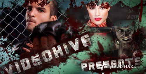 Blood Action Trailer - After Effects Project (Videohive)