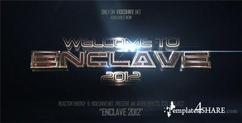 Enclave - After Effects Project (Videohive)