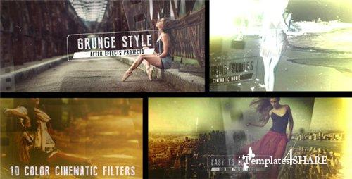 Grunge Film Style - After Effects Project (Videohive)