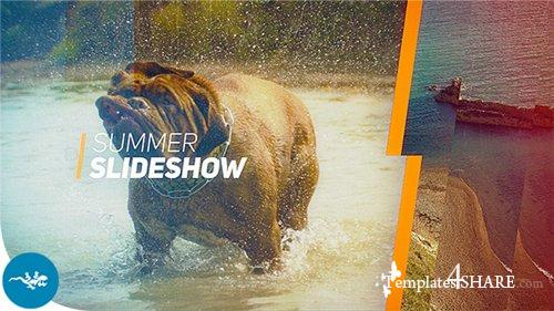 Summer Slideshow - After Effects Project (Videohive)