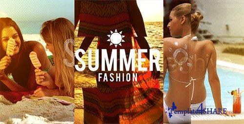 Summer Fashion - After Effects Project (Videohive)