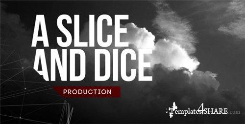 Cutting Edge Titles - After Effects Project (Videohive)