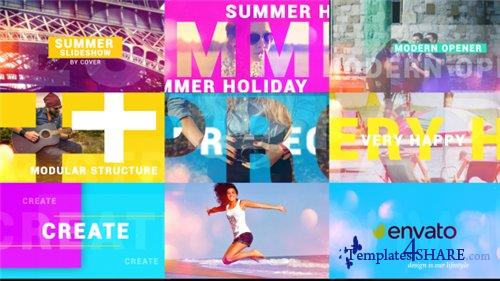 Summer Opener 16705133 - After Effects Project (Videohive)