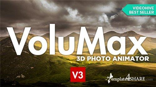 VoluMax - 3D Photo Animator - After Effects Project (Videohive)