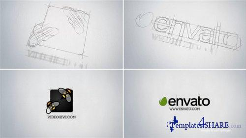 Sketch Logo Reveal - After Effects Project (Videohive)