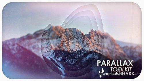 Custom Parallax Promo Toolkit - After Effects Project (Videohive)