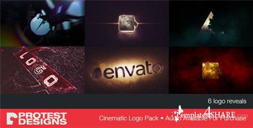 Cinematic Logo Pack - After Effects Project (Videohive)