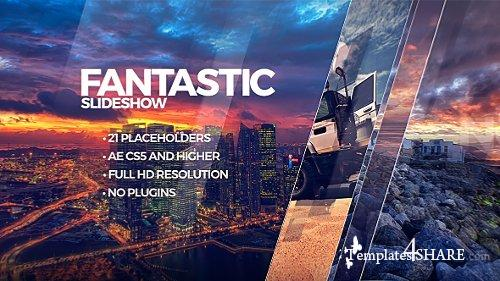 Fantastic Slideshow - After Effects Project (Videohive)