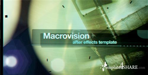 Macrovision - After Effects Project (Videohive)