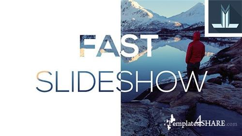 Fast Slideshow 14656480 - After Effects Project (Videohive)