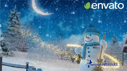 Merry Christmas! - After Effects Project (Videohive)