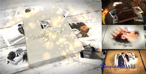Album of memories and Wedding book bundle - After Effects Project (Videohive)