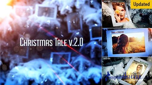 Christmas Tale - After Effects Project (Videohive)