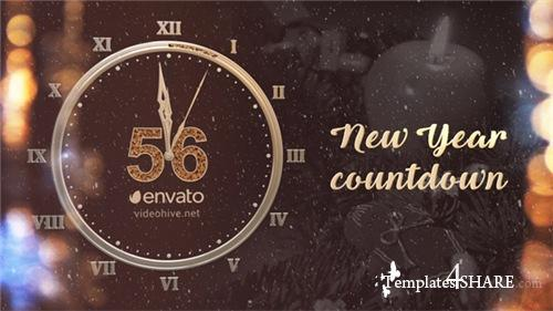 New Year Countdown 2017 - After Effects Project (Videohive)