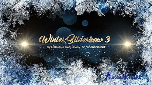 Winter Slideshow 3 - After Effects Project (Videohive)