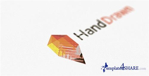 Hand Drawn Logo - After Effects Project (Videohive)