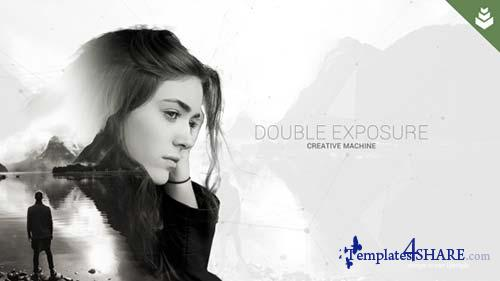 Double Exposure Machine - After Effects Project (Videohive)