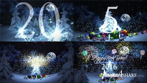 New Year Countdown 6447845 - After Effects Project (Videohive)
