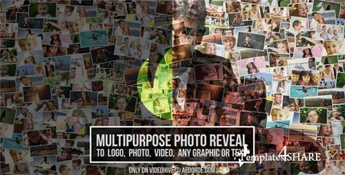 Multipurpose Photo Reveal - After Effects Project (Videohive)