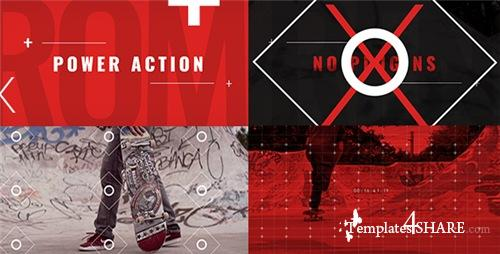 Power Action Promo - After Effects Project (Videohive)