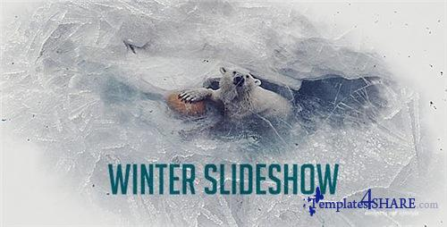 Winter Project Slideshow - After Effects Project (Videohive)