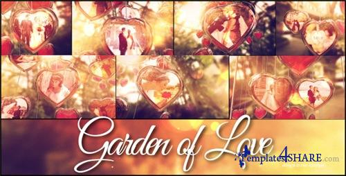 Garden of Love - A Wedding Day - After Effects Project (Videohive)