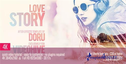 Love Story 14326725 - After Effects Project (Videohive)