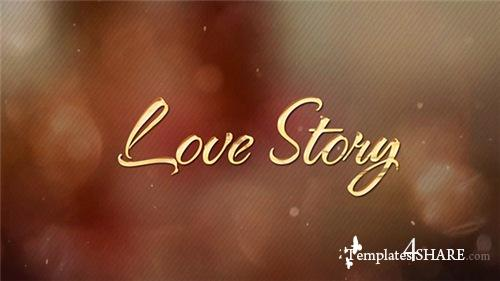Untold Love Story - Romantic Slideshow - After Effects Project (Videohive)