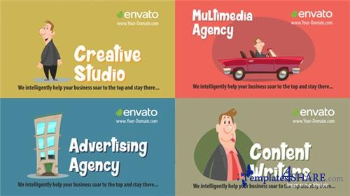 Advertising Agency - After Effects Project (Videohive)