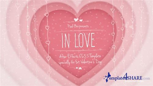 In Love - After Effects Project (Videohive)