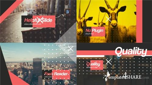 Helpful Slide - After Effects Project (Videohive)